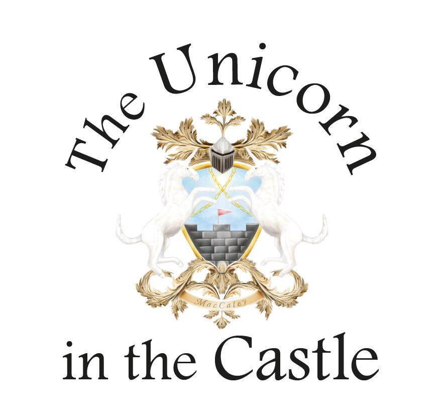 The Unicorn in the Castle Crest